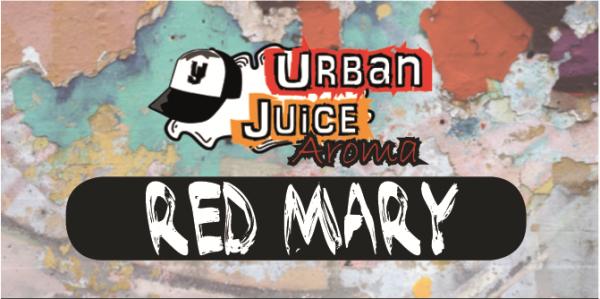 Red Mary Aroma - Urban Juice