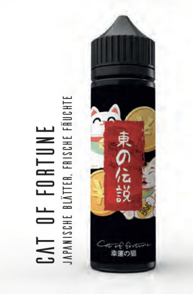 Tales of Japan Cat of Fortune Premium Liquid