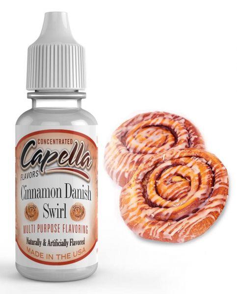 Capella Aroma Cinnamon Danish Swirl 13ml