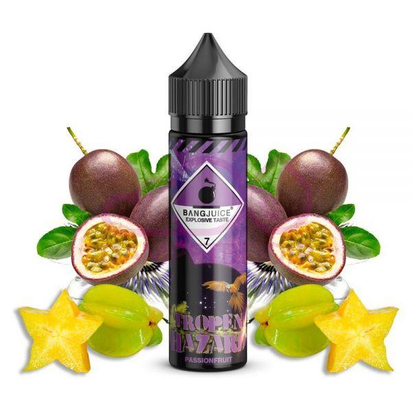 Tropen Hazard Passionfruit - Bang Juice Aroma 15ml