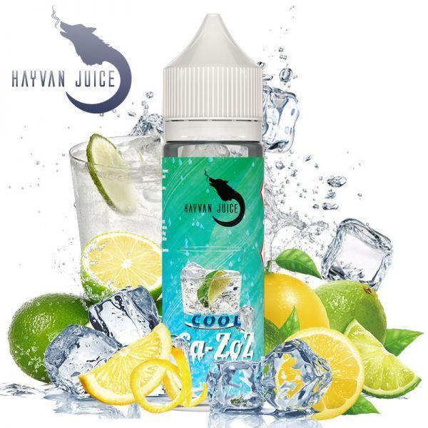 Cool Ga-zoz - Hayvan Juice Aroma