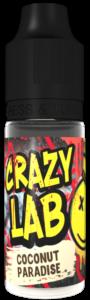 Coconut Paradise 10ml - Crazy Lab Aroma