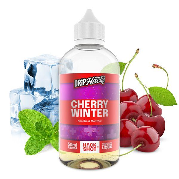 Drip Hacks CHERRY WINTER Hack Shot Aroma Longfill 50 ml