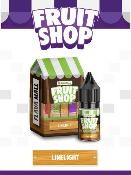 Limelight 10ml - Fruit Shop Aroma