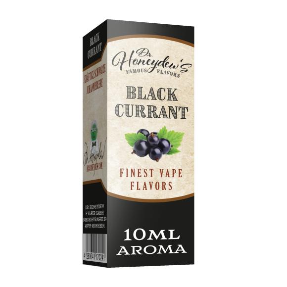 Dr. Honeydew - Black Currant Aroma 10ml