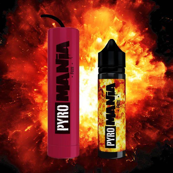 Pyromania Fuze Aroma 15 ml