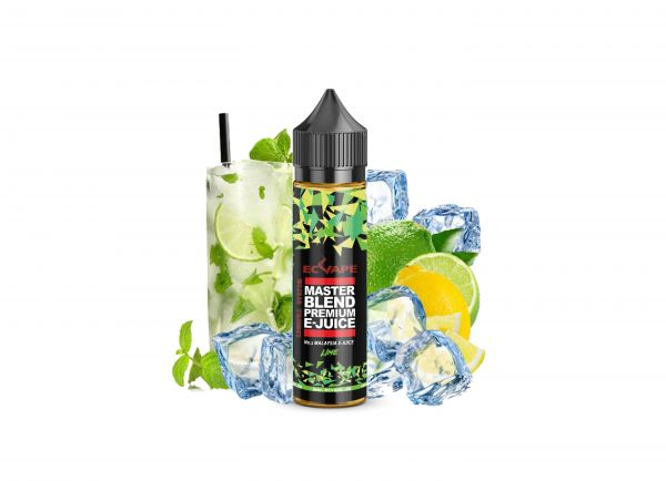 Masterblend 2.0 Lime Longfill System 10ml