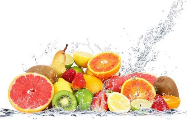 60ml Frucht E Liquid mit Nikotin 0 - 18 mg Shake & Vape