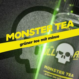 Monster Tea 30ml - Skull Aroma