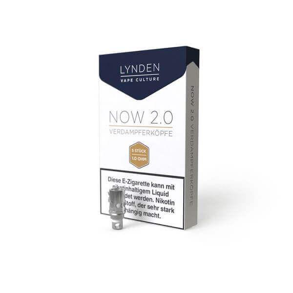 Lynden NOW 2.0 Coils / Verdampferköpfe (5er Pack)