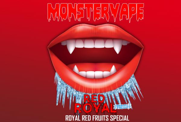 Red Royal 13ml Aroma - Monstervape