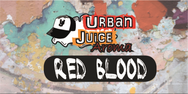 Red Blood Aroma - Urban Juice