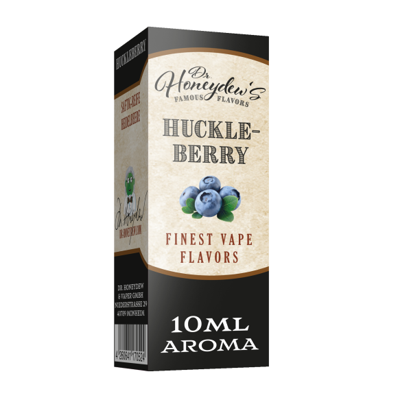 Dr. Honeydew - Huckleberry Aroma 10ml