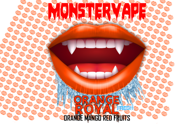 Orange Royal 13ml Aroma - Monstervape