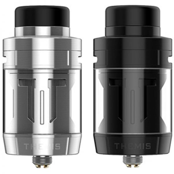 DigiFlavor Themis 5ml RTA Verdampfer Dual Coil Version