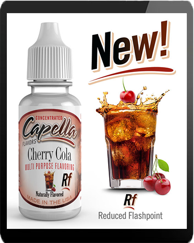 Capella Aroma Cherry Cola RF 13ml