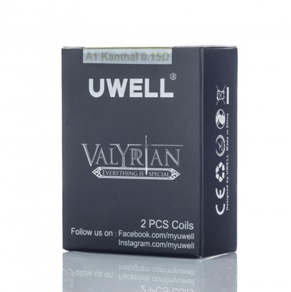 UWELL - VALYRIAN VERDAMPFERKÖPFE / COILS