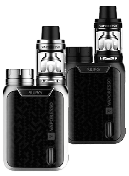 Vaporesso Swag 80W TC 3,5ml Kit inkl. NRG SE Tank