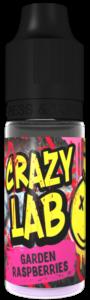 Garden Raspberries 10ml - Crazy Lab Aroma
