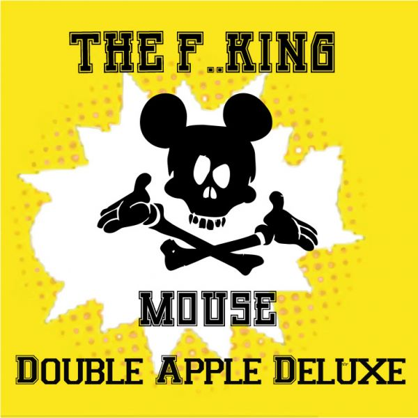 Double Apple Deluxe - The F..king Mouse 6ml