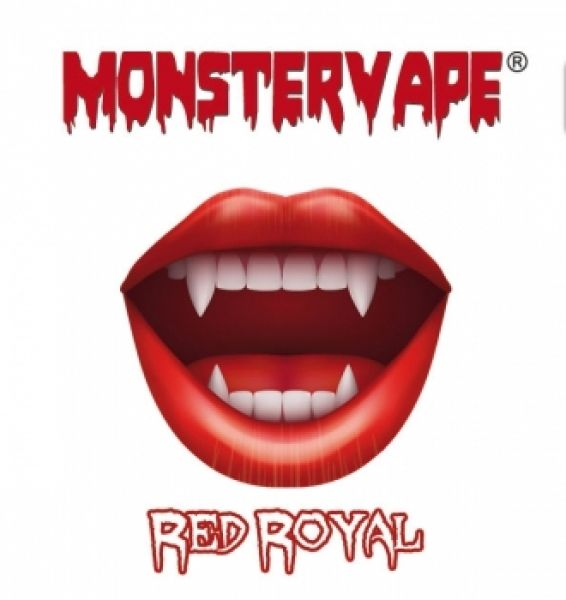 Red Royal 10ml - MonsterVape Aroma
