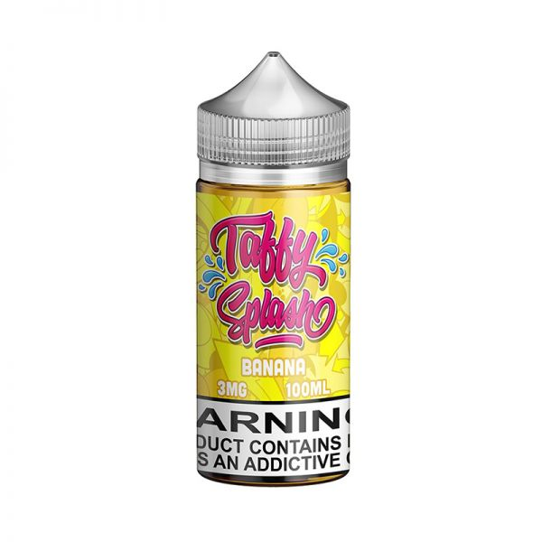 Taffy Splash Banana (80ml)