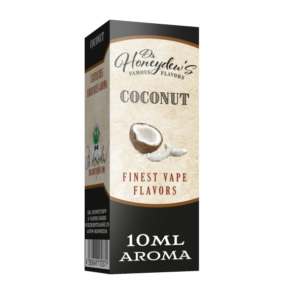 Dr. Honeydew - Coconut Aroma 10ml
