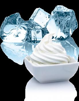 Aroma Frozen Joghurt 10ml - Rastafari Jam