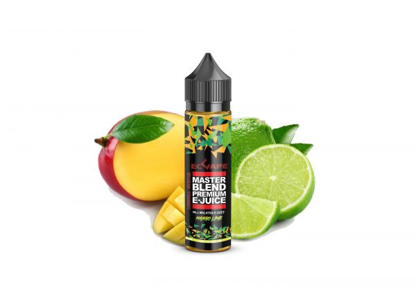 Masterblend 2.0 Mango Lime Longfill System 10ml