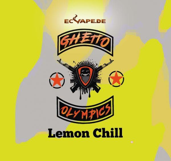 Lemon Chill - Ghetto Olympics 6ml