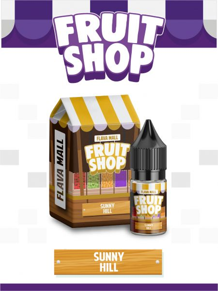 Sunny Hill 10ml - Fruit Shop Aroma
