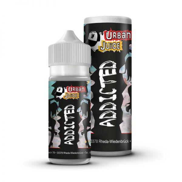 Urban Juice Mix & Vape - Addicted
