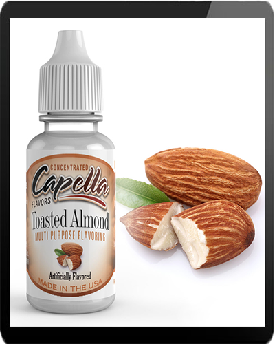 Capella Aroma Toasted Almond 13ml