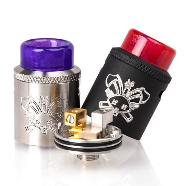 Hellvape X Heathen Dead Rabbit 24mm RDA