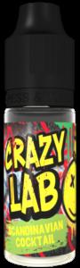 Scandinavian Cocktail 10ml - Crazy Lab Aroma