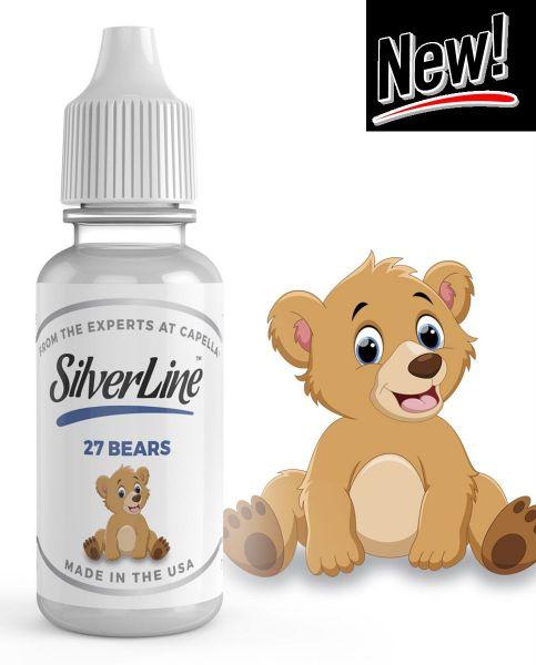 Capella SilverLine Aroma 27 Bears 13ml