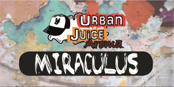 Miraculus Aroma - Urban Juice