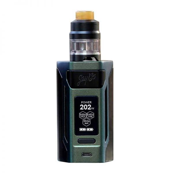 Wismec Reuleaux RX2 21700 mit GNOME-Kit