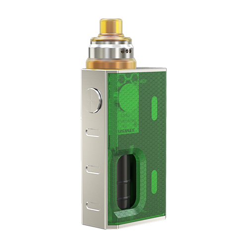 Wismec Luxotic 7,5ml 100W BF Kit inkl. Tobhino BF RDA