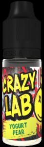 Yogurt Pear 10ml - Crazy Lab Aroma