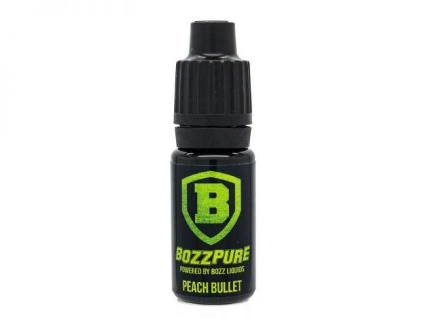 Peach Bullet 10ml - Bozz Pure Aroma