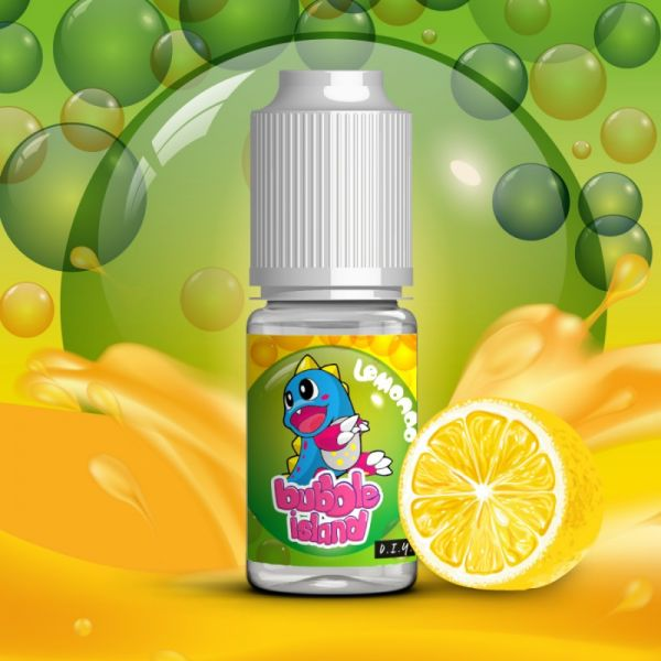Bubble Island Lemonade Aroma 10ml