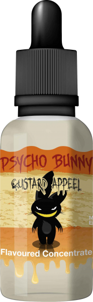 Custard Appeel 30ml - Psycho Bunny Aroma