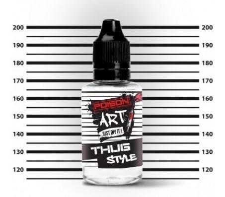 Thug Style 30ml Aroma - POISON ART