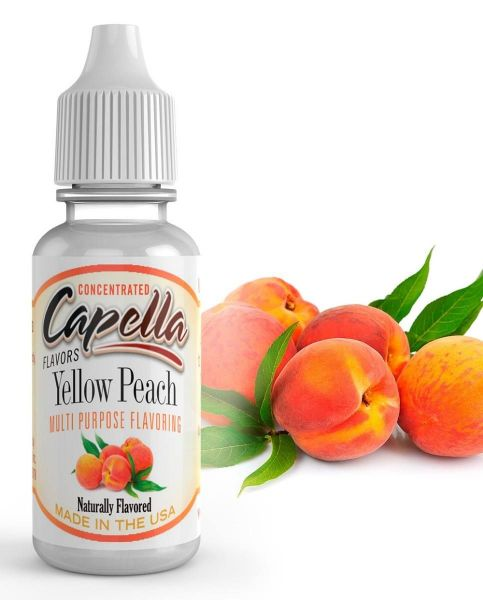 Capella Aroma Yellow Peach 13ml